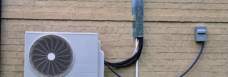 pompe à chaleur air air