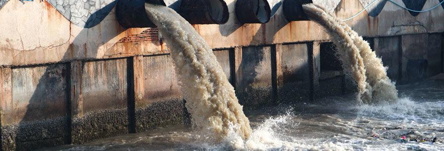 effluents industriels